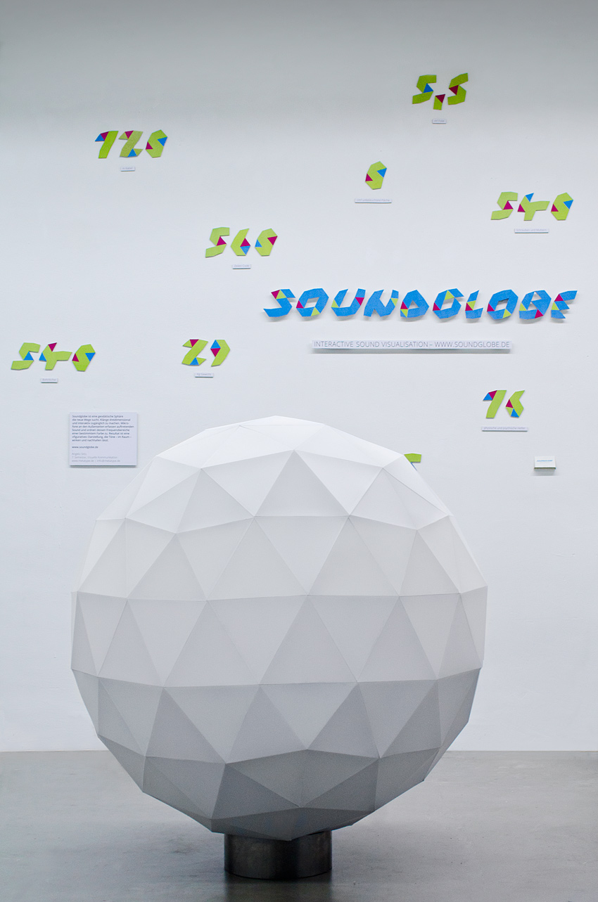 Exhibition | Interactive Soundglobe