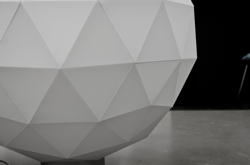 Mantle | Interactive Soundglobe